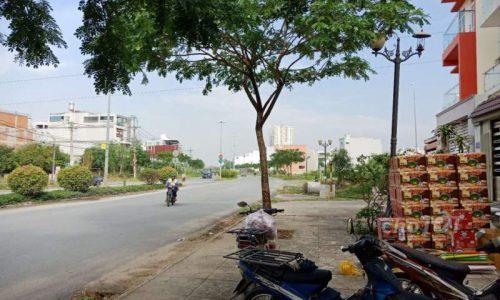 Cho thuê nhà Mặt Tiền Phạm Hùng Bình Chánh Giá 45tr/tháng
