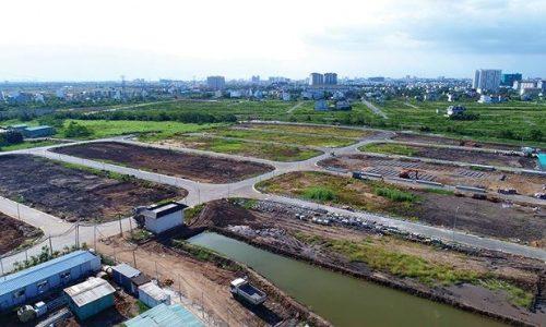 Cần bán nhanh lô đất 100m2 mặt tiền An Phú Tây – Hưng Long, chỉ 130 triệu, sổ hồng riêng, xây tự do