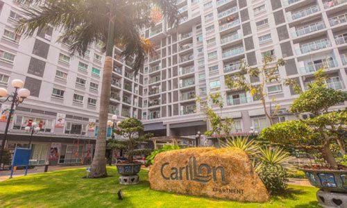 Cho thuê chung cư Carillon – Tân Bình – 65 m2 – 12tr/ tháng